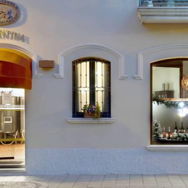 La Cantina Toniatti punto vendita